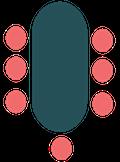 Venue capacity icon